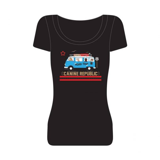 Road-Trip_Womens-T-Shirt-Black